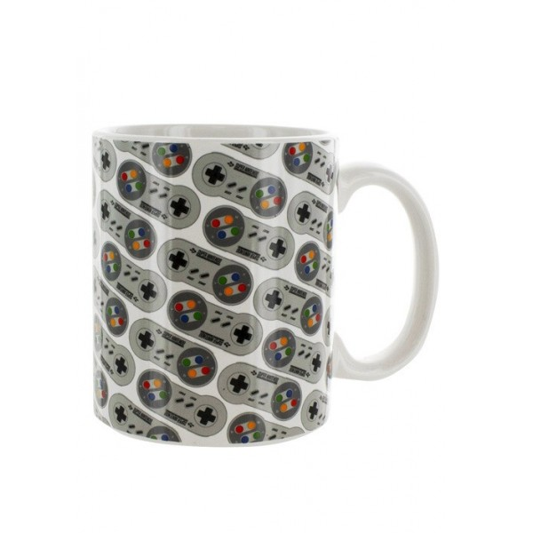 Nintendo SNES Controller Mug