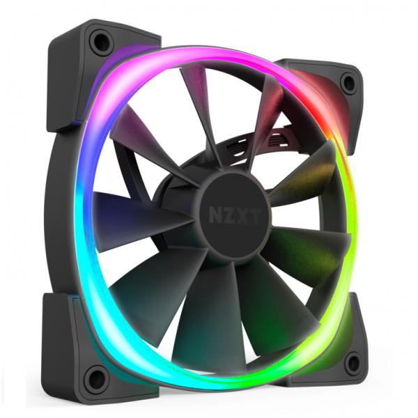 Aer RGB 2 LED 120mm HF-28120-B1