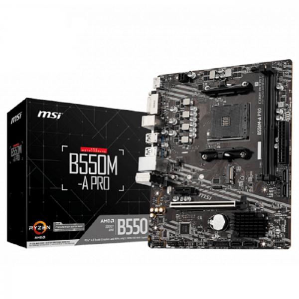 B550M-A PRO