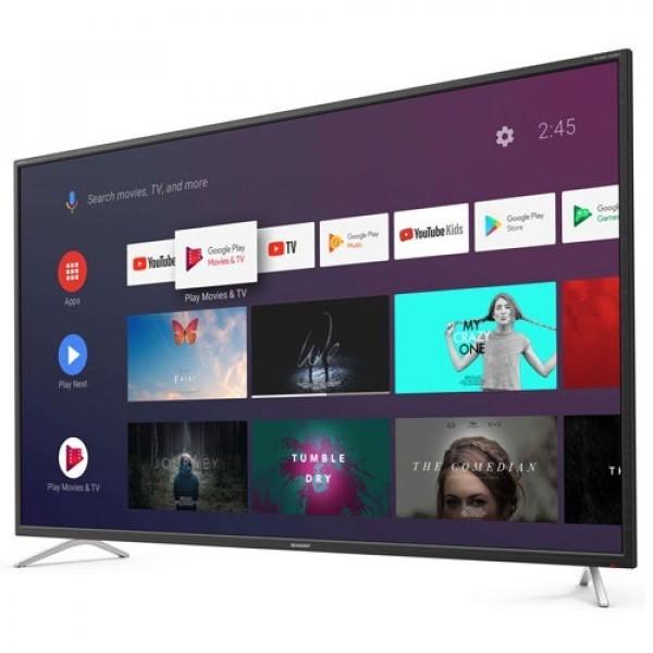"50"" 50BL2EA UHD Android 9 SMART LED TV"