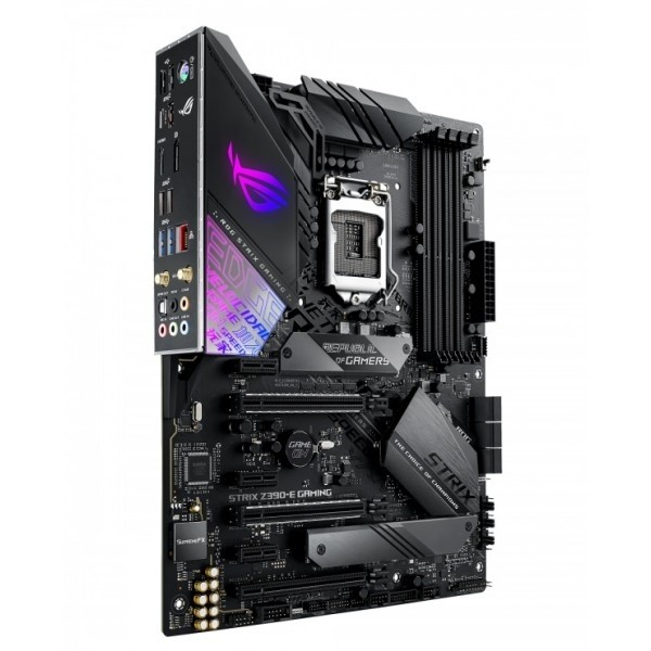 ROG STRIX Z390-E GAMING