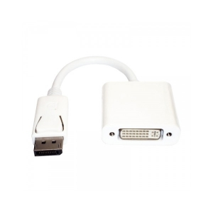 Display Port na DVI Adapter A-DPM-DVIF-002-W
