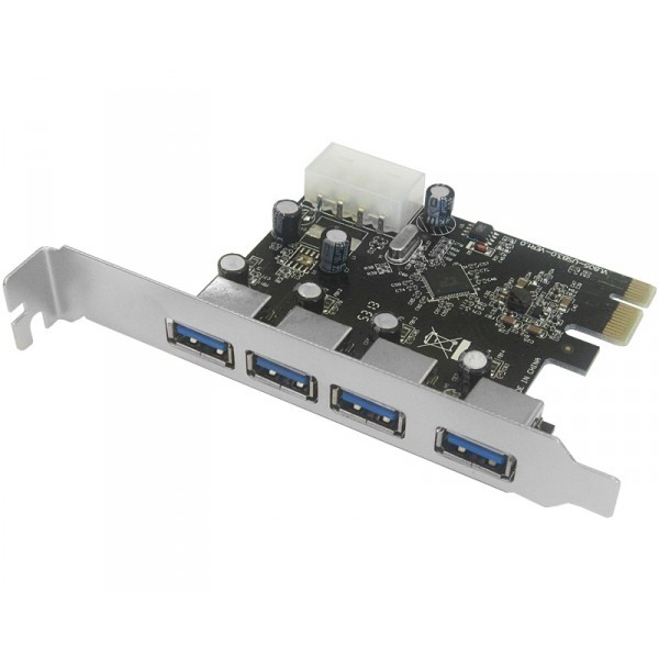 PCI Express kontroler 4xUSB 3.0
