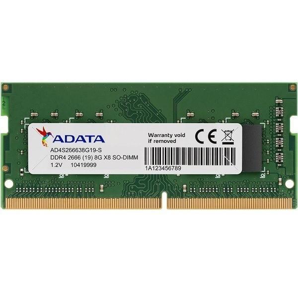 AD4S266638G19-S SODIMM DDR4 8GB 2666MHz