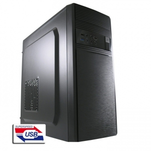 7019B-ON USB3.0 w/o PSU Black