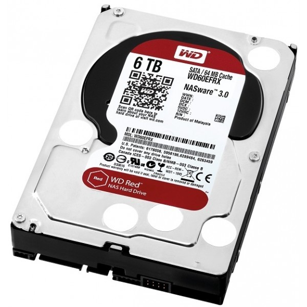 WD60EFRX 6TB