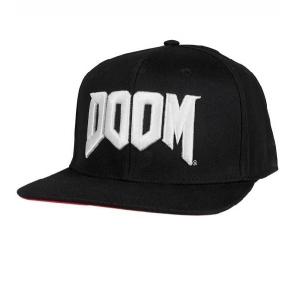 Doom Snapback Logo