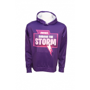 Games Fortnite Hoodie 10 - Survive the Storm Size XL