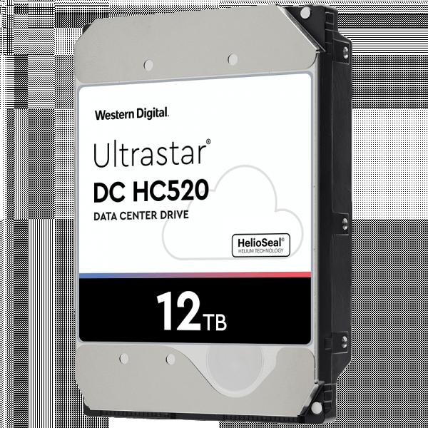ULTRASTAR 12TB HUH721212ALN604