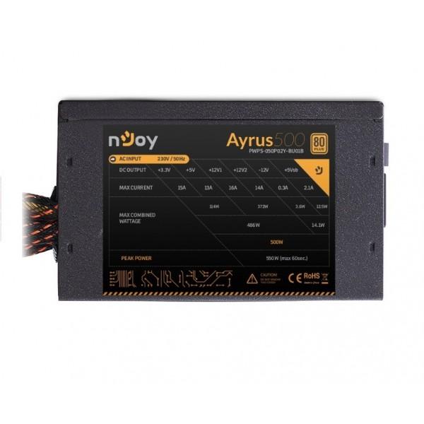 Ayrus 500 500W napajanje PWPS-050P02Y-BU01B