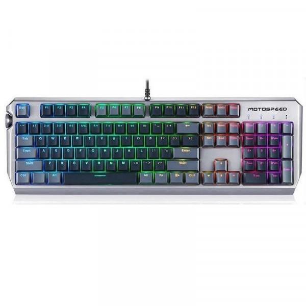 CK80 mehanička siva tastatura optički prekidač