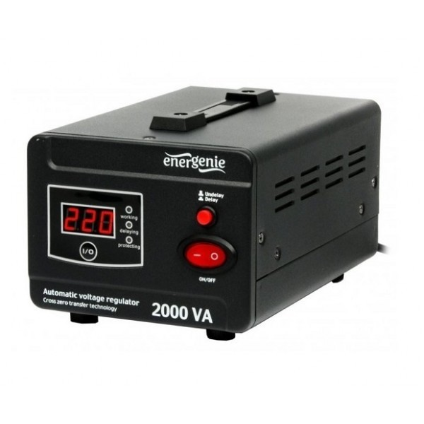 EG-AVR-D2000-01 2000VA Automatic voltage regulator and stabilizer