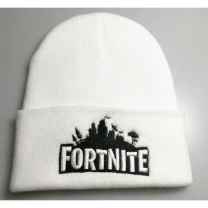 Games Fortnite Cap - White