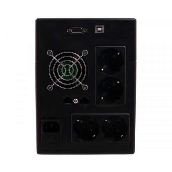 Isis 1500L 900W UPS PWUP-LI150IS-AZ01B