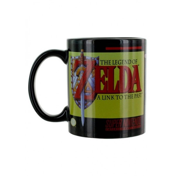 Nintendo The Legend of Zelda Mug