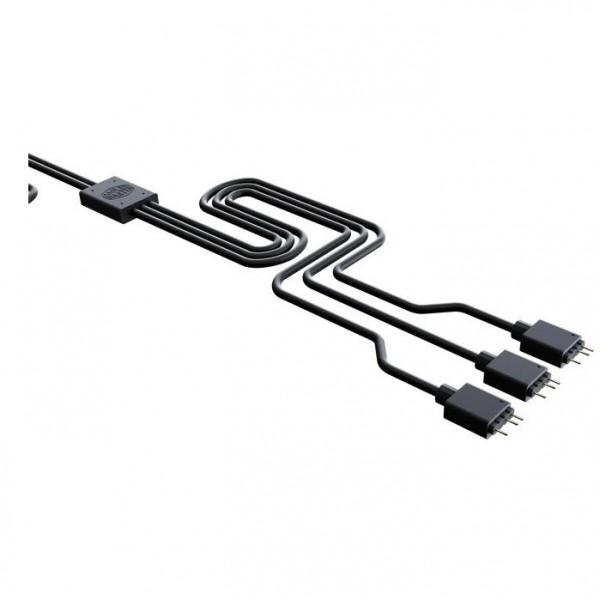 MFX-AWHN-3NNN1-R1 A-RGB 1-to-3 Splitter cable