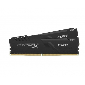 HX434C16FB3K2/32 HyperX Fury Black