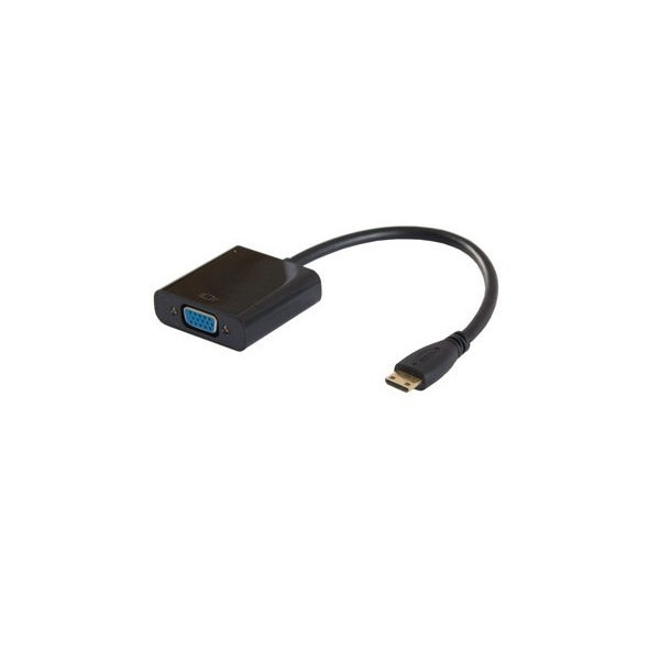 Adapter HDMI(M) - VGA(F)