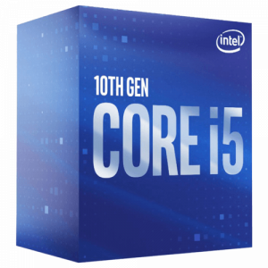 Core i5-10400F 6-core 2.9GHz (4.3GHz) Box