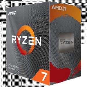 Ryzen 7 3800XT 8 cores 3.9GHz (4.7GHz) Box