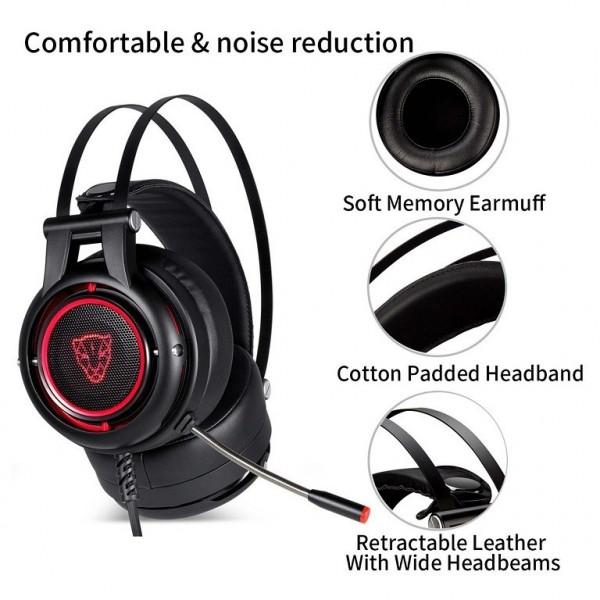 H18 slušalice sa mikrofonom
