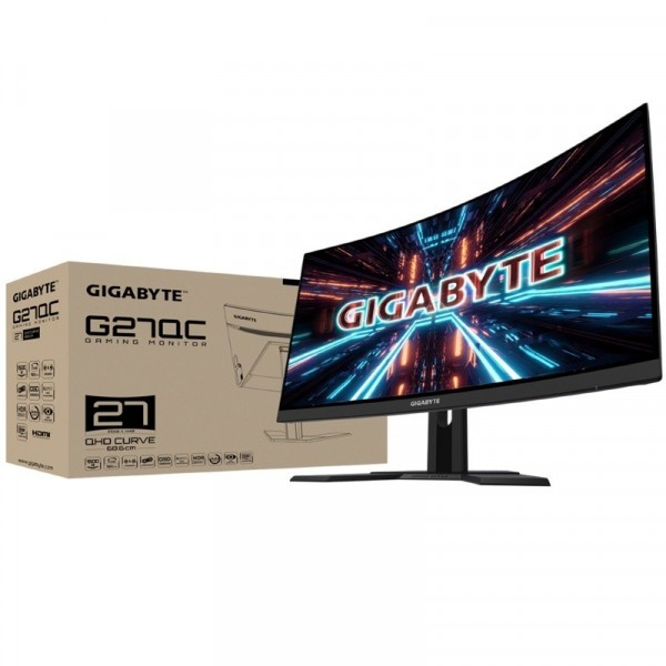 """27"""" G27QC-EK QHD Gaming Monitor"""