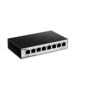 DGS-1100-08 8port EasySmart switch