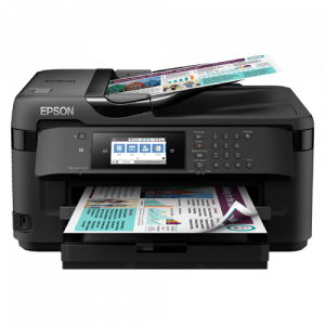 WorkForce Pro WF-7710DWF wireless A3 multifunkcijski dupleks inkjet uređaj