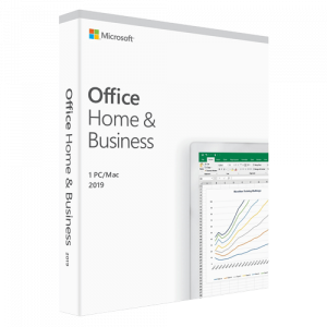 Office Home and Business 2019 English CEE Only Medialess (T5D-03347)