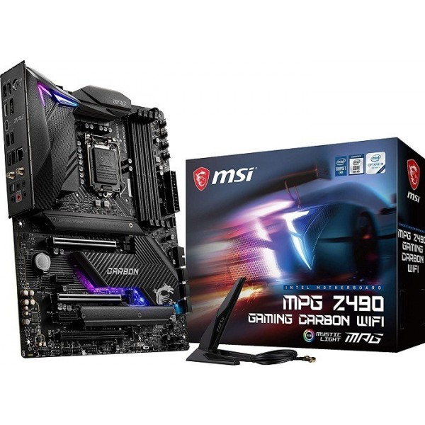 MPG Z490 GAMING CARBON WIFI