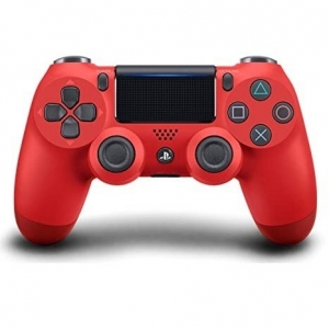 Dualshock 4 Wireless Controller Red