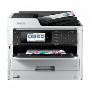 WorkForce Pro WF-C5790DWF wireless multifunkcijski inkjet uređaj