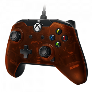 XBOXONE&PC Wired Controller Orange
