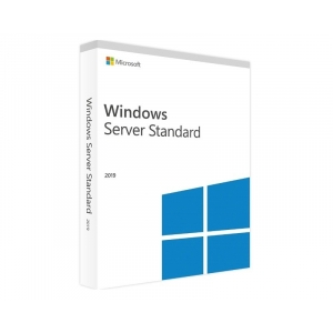 Windows Server 2019 Standard 64bit English DSP OEI DVD 16 Core (P73-07788)