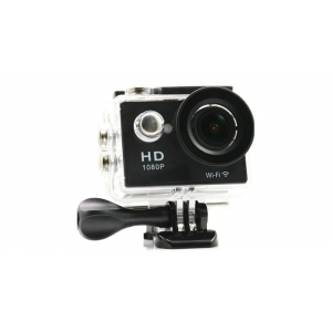 W9s Action Camera Black