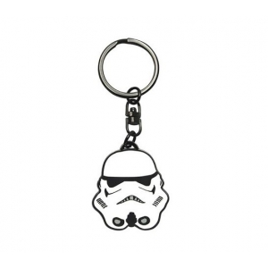 ABYKEY026 STAR WARS - Metal Keychain 'Trooper'