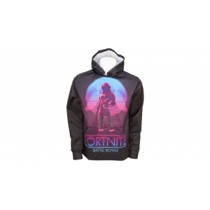 Games Fortnite Hoodie 01 - Black Size L