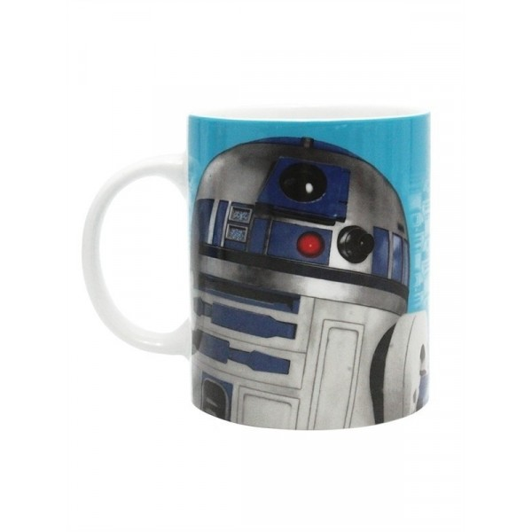 ABYMUG172 STAR WARS - Solja - 320 ml - R2-D2