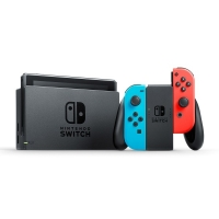 Switch Console (Red and Blue Joy-Con)