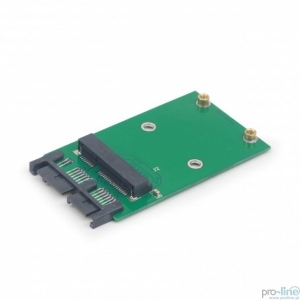 Micro Sata to mSata EE18-MS3PCB-01