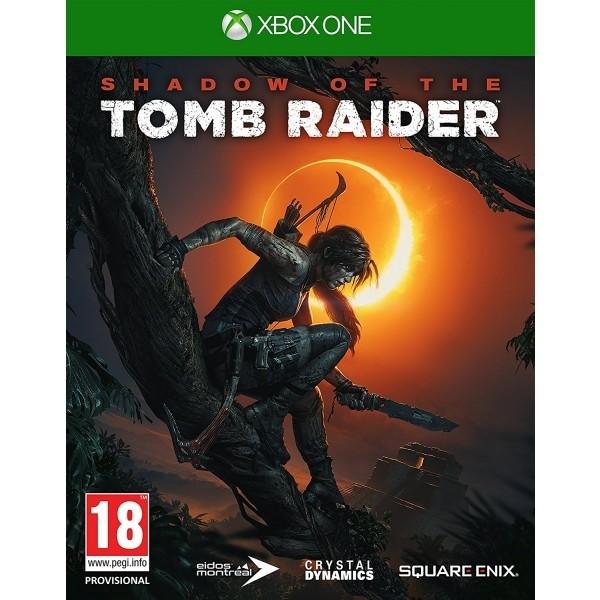 Shadow of the Tomb Raider Standard Edition XBOXONE