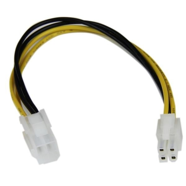 Adapter CPU 4pin (F) - 4pin (M) Extender