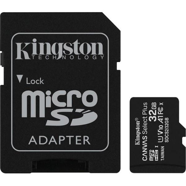 SDCS2/32GB Canvas Select Plus