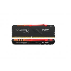 HX430C15FB3AK2/16 HyperX Fury Black