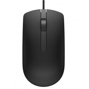 MS116 USB Optical crni miš