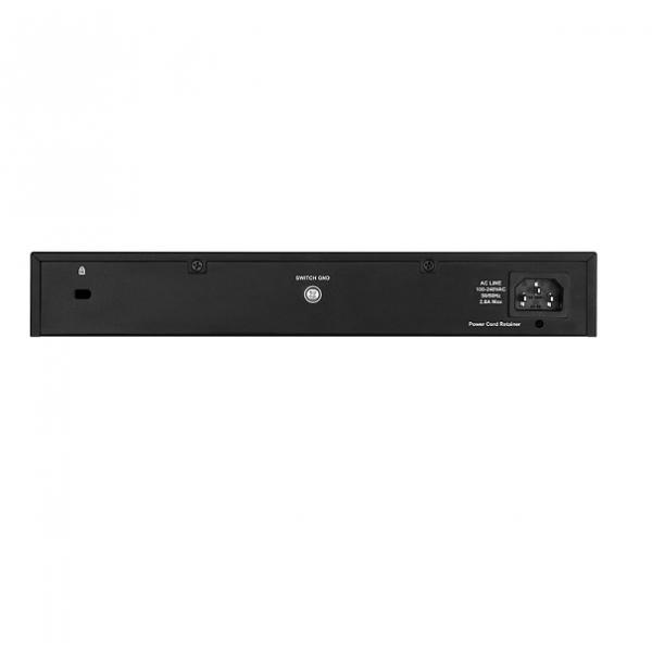 DGS-1100-10MP 8port EasySmart switch