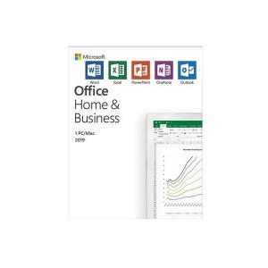 Office Home and Business 2019 English CEE Only Medialess T5D-03245