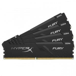 HX430C15FB3K4/64 HyperX Fury Black