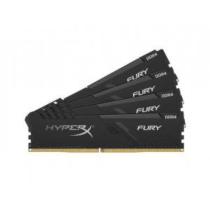 HX432C16FB3K4/64 HyperX Fury Black