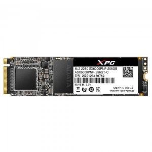 ASX6000PNP-256GT-C SSD 256GB M.2 PCIe Gen 3 x4 NVMe